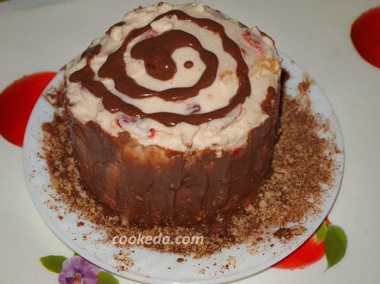 Рецепт торта Пенек-24