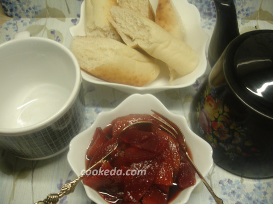 Рецепт варенья из айвы-02