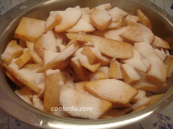 Рецепт варенья из айвы-07