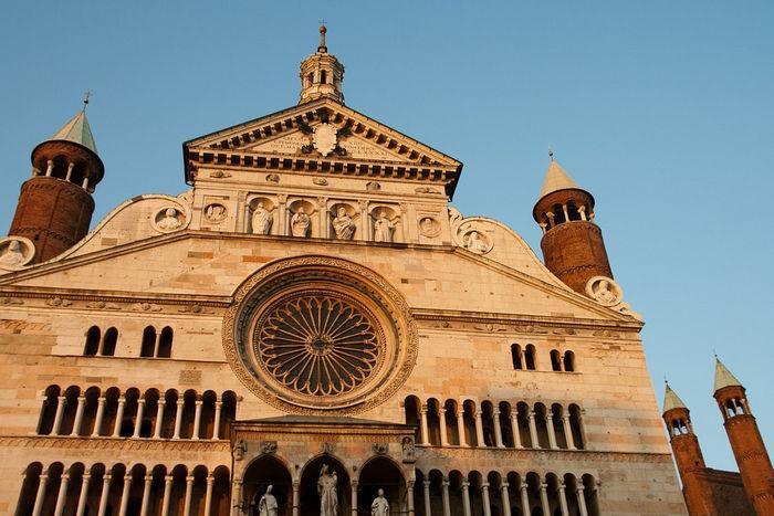 Кремона. Кафедральный собор