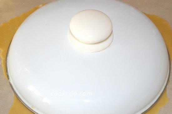 Медовик с кремом из сметаны-10