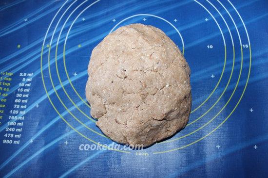 творожное печенье с какао-08