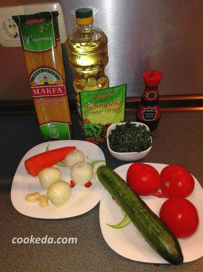 спагетти с овощами и соевым соусом-01