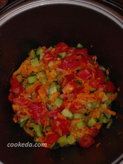 спагетти с овощами и соевым соусом-04
