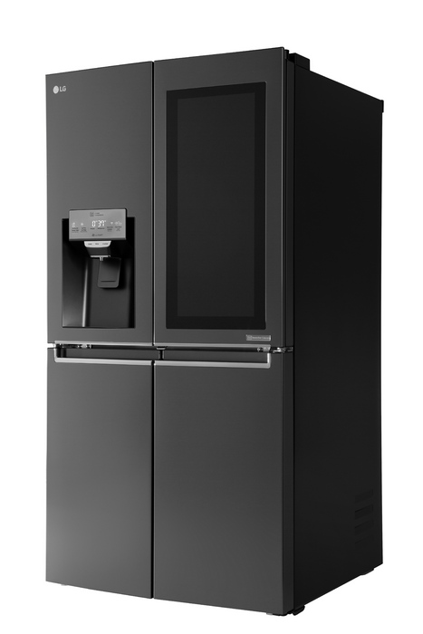 LG Smart Instaview Refrigerator display off