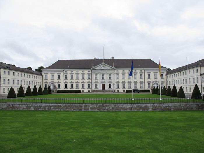 Дворец Бельвю, Берлин
