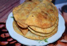 домашние чебуреки с мясом - рецепт