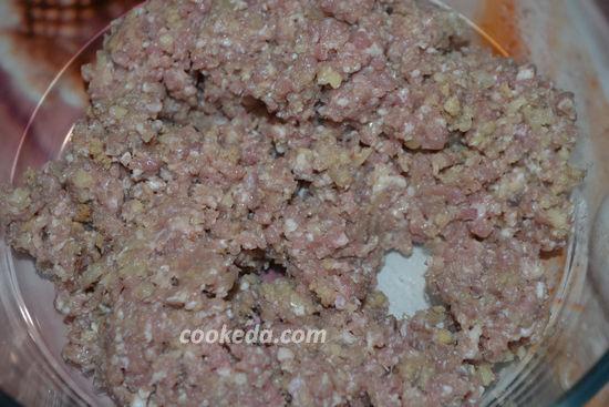 Котлеты из свиного фарша на сковороде