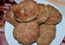 Котлеты из свиного фарша - рецепт