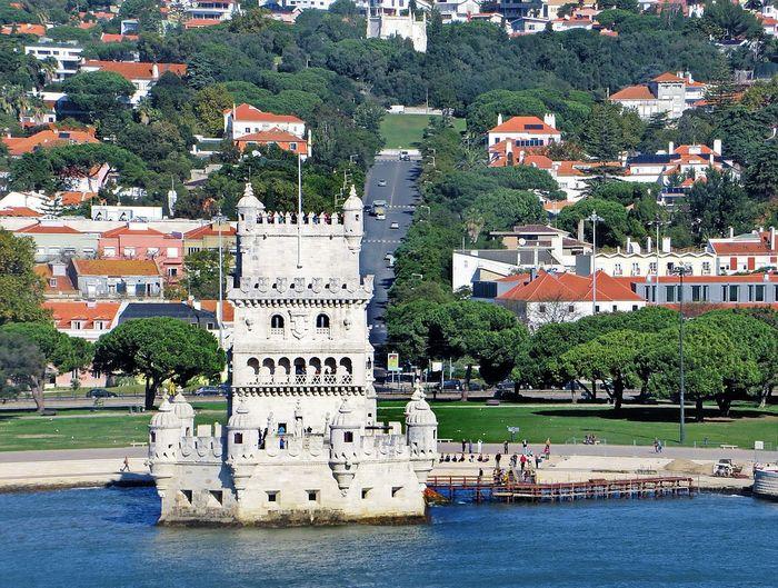 Башня Белен. Лиссабон, Португалия