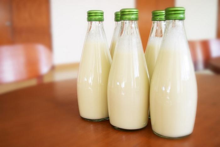 Хранение молочных продуктов