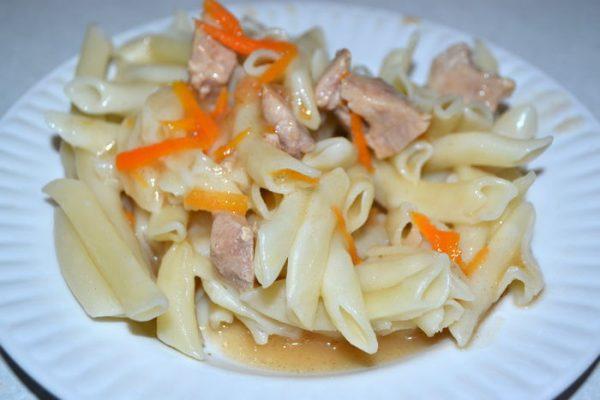 рецепт подливы для макарон как в столовой