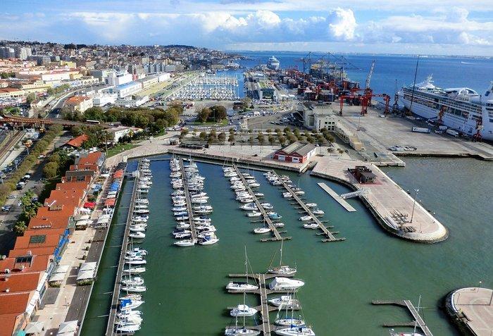 Лиссабонский порт