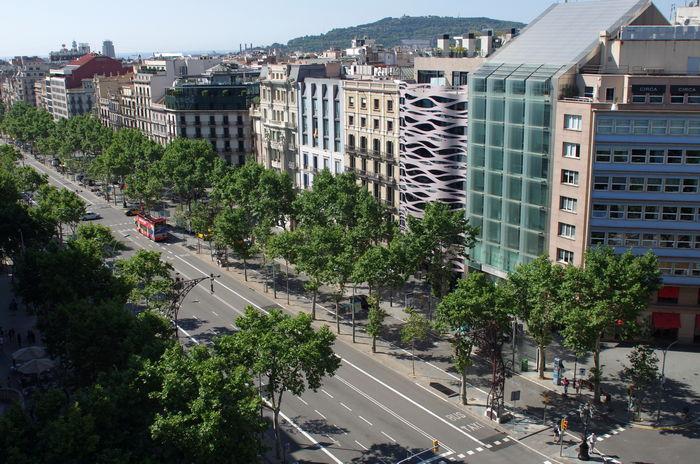 Passeig de Gràcia, Барселона