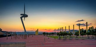 Олимпийский парк Барселоны