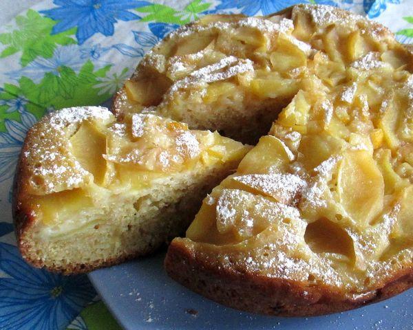 заливное тесто для шарлотки с яблоками считают, что