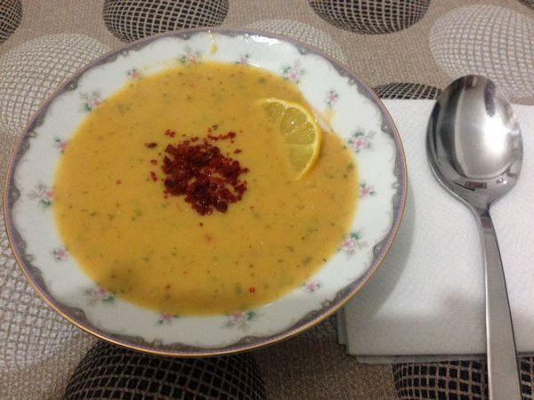 Турецкий суп - пошаговый рецепт