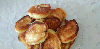 творожные оладьи - пошаговый рецепт