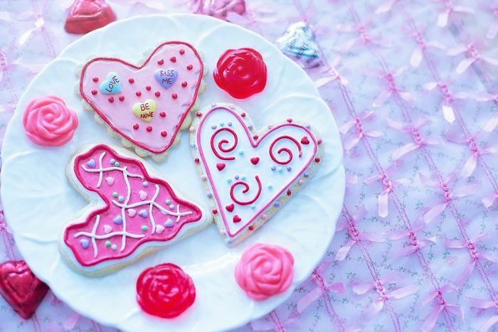 Валентинка - конфеты