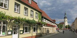 Люббен, Германия