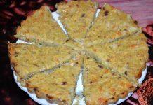 картофельный пирог - пошаговый рецепт