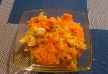минтай с овощами - пошаговый рецепт