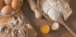Рецепт домашней пасты