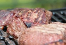 Как правильно жарить мясо