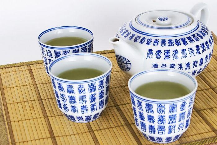 Матча (маття) - растёртый чай