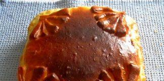 пирог с тыквой - пошаговый рецепт