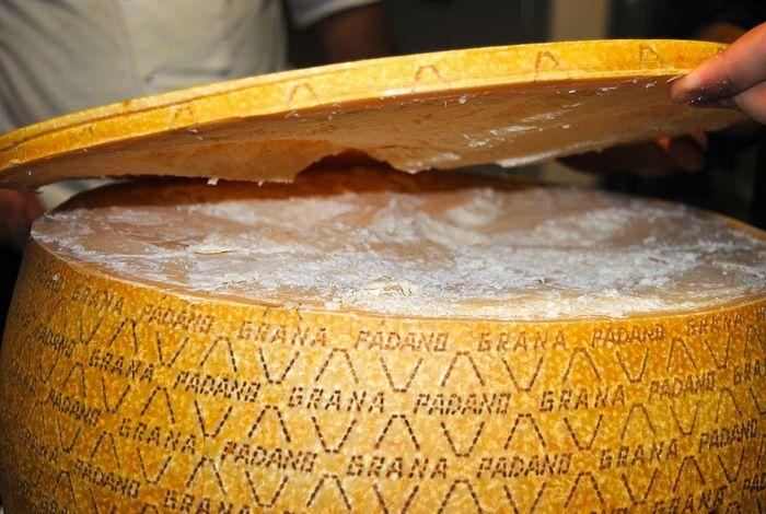 Сыр грана падана