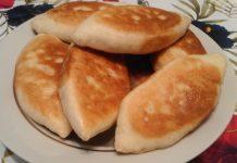 Пирожки с капустой из дрожжевого теста - пошаговый рецепт