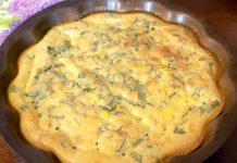 пирог со щавелем - пошаговый рецепт