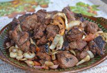 шашлык из баранины - пошаговый рецепт