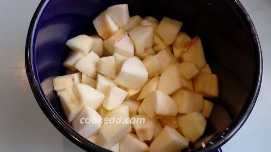 Смоква - пастила из яблочного пюре