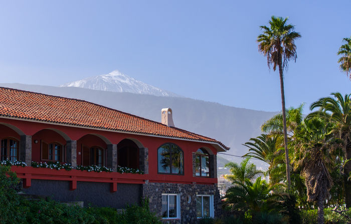 Вулкан Тейде, Тенерифе, Канарские острова