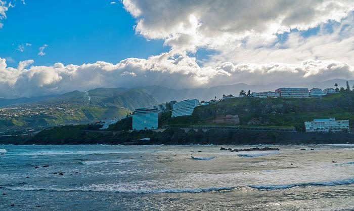Пуэрто-де-ла-Крус, Тенерифе, Канарские острова