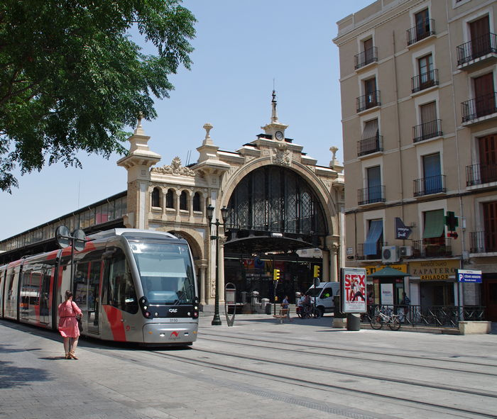 Городской рынок, Сарагоса