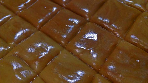 Домашние ириски - пошаговый рецепт