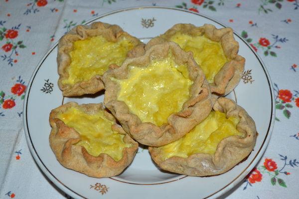 пирожки карельские калитки - пошаговый рецепт