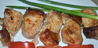 шашлык в луковом маринаде - пошаговый рецепт