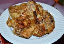 шашлык из куриных крылышек - пошаговый рецепт