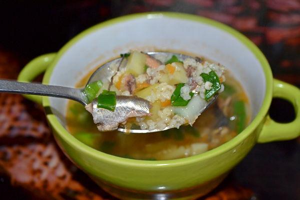 суп из кильки в томате - пошаговый рецепт