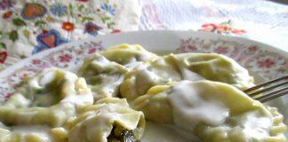 сладкие вареники с щавелем - пошаговый рецепт