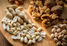 Орехи в кулинарии