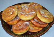 творожные пончики - пошаговый рецепт