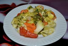 запеканка из кабачков - пошаговый рецепт