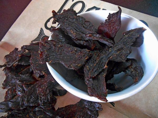 Домашнее вяленое мясо - пошаговый рецепт