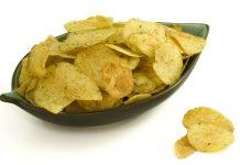Чипсы из картошки