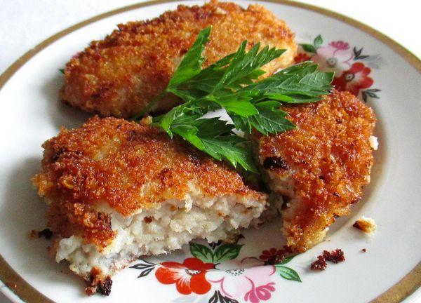 Рыбные котлеты из сома - пошаговый рецепт